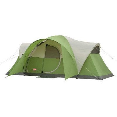 8-person tent for camping