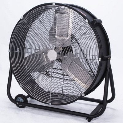 barrel tilt fan