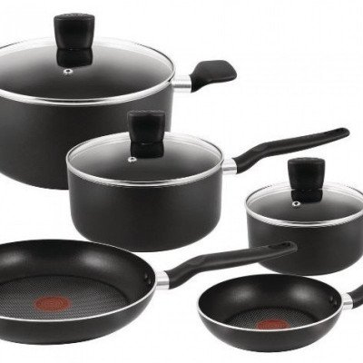 8-piece Cookware Set - non-stick picture 1