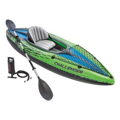 1-person inflatable kayak picture 2