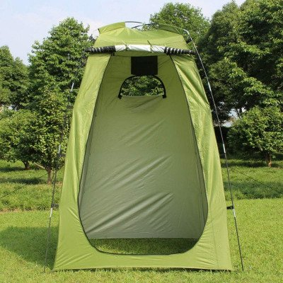 pop up shower tent picture 1
