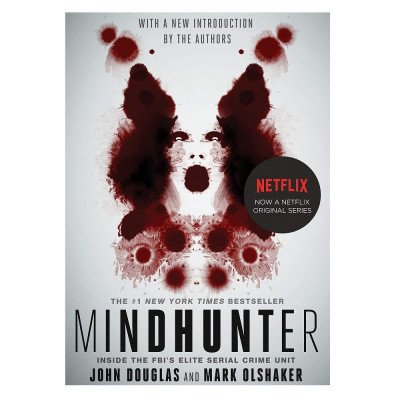 mindhunter by john douglas and mark olshaker picture 1