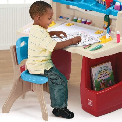 Step 2 Deluxe Art Desk picture 4