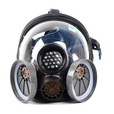 full-face respirator mask gas mask picture 2