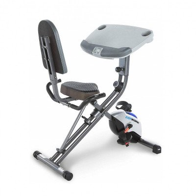 Workstation Folding Exercise Bike picture 1