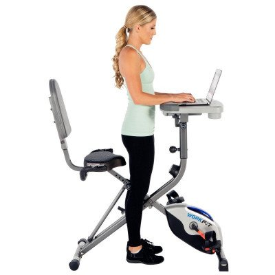 Workstation Folding Exercise Bike picture 4