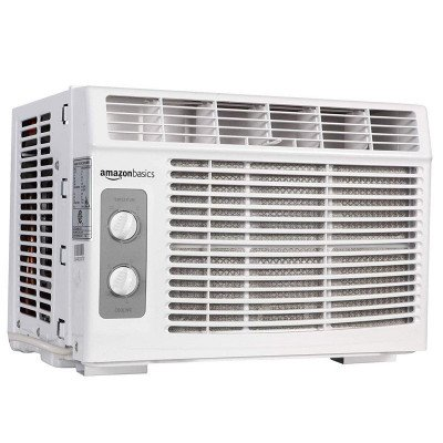 Window-mounted air conditioner with mechanical control picture 1