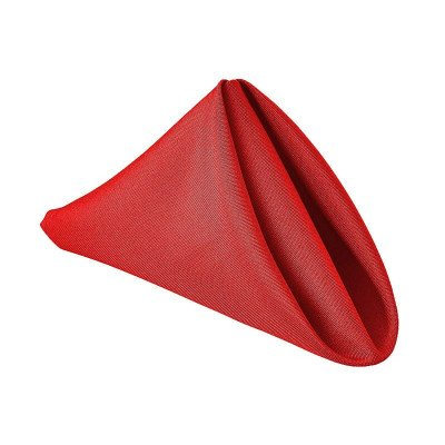 Dinner Table Napkin - red picture 1