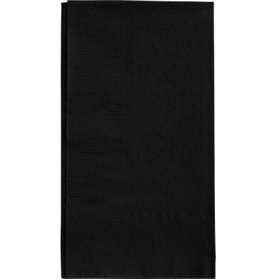 Dinner Napkin Black picture 1