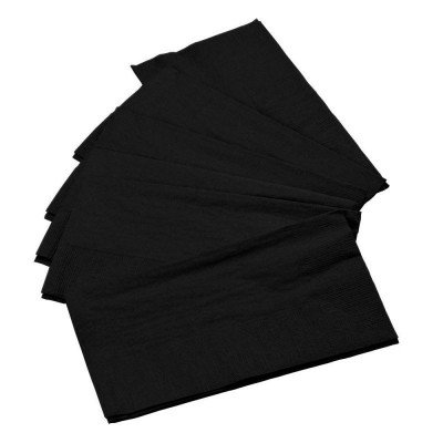 Dinner Napkin Black picture 2