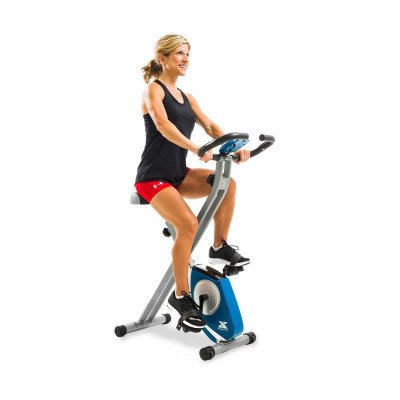 upright exercise bike picture 1