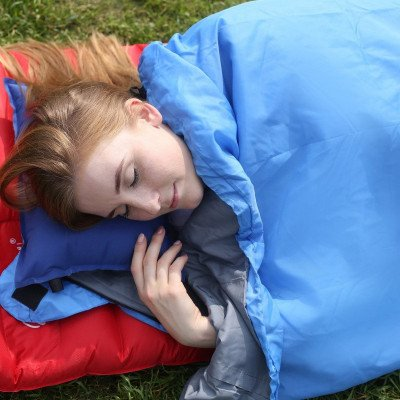 ultra-lightweight sleeping bag for backpacking picture 3
