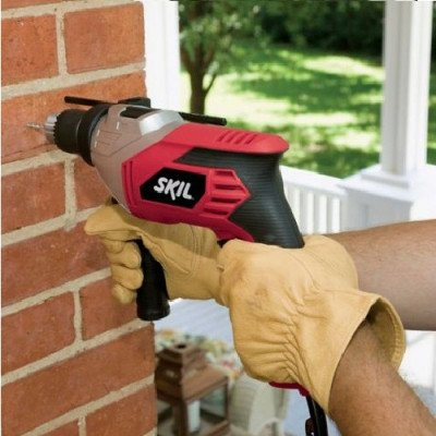 corded hammer drill picture 1