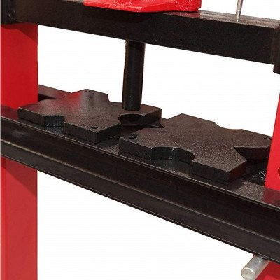Steel Frame Hydraulic Shop Press picture 4