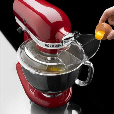 stand mixer - food grinder attachment picture 1