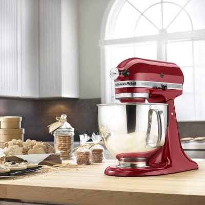 stand mixer - food grinder attachment picture 2