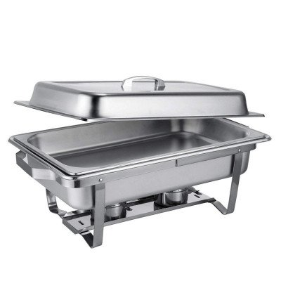 chafing dish stainless steel picture 1