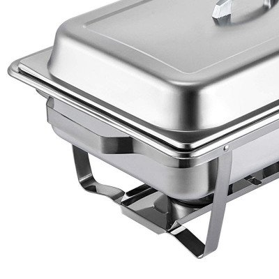 chafing dish stainless steel picture 2