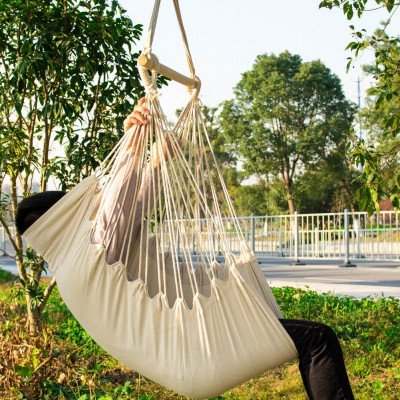 rope hammock chair picture 3