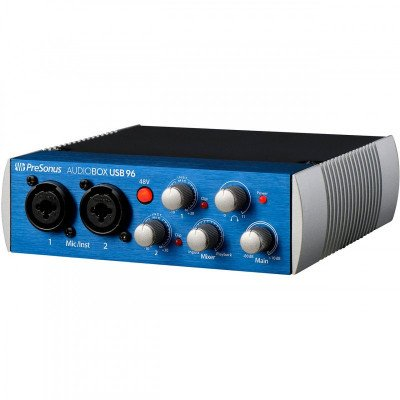 audiobox usb 96 audio interface picture 1