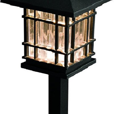 led black landscape pathway light-1