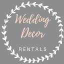 wedding décor rentals