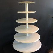 6-tier cupcake stand