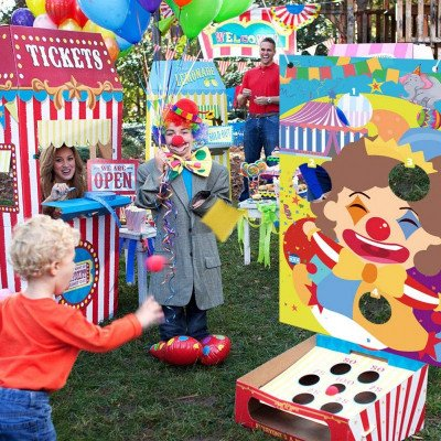 carnival toss game picture 2