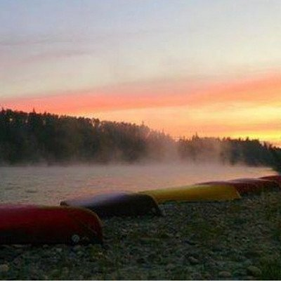 Basic Canoe Trip Package picture 1