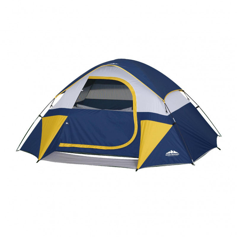 6 person camping tent-1