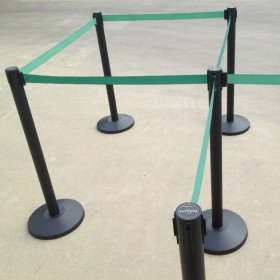 Retractabelt - Stanchion