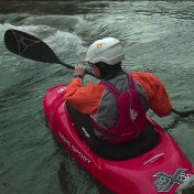 Kayak wave sport project x