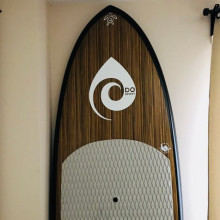 Hang loose sup board