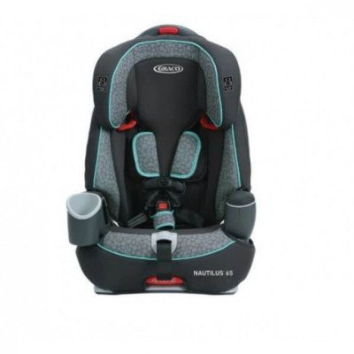 Harness Booster Car Seat picture 1