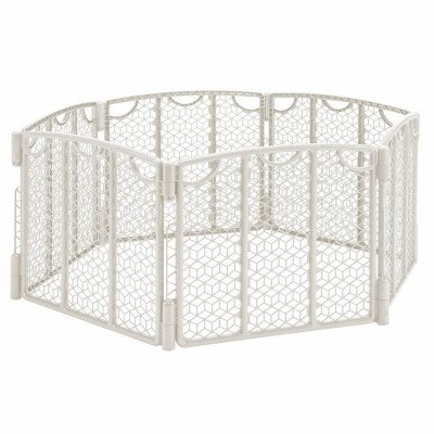 6 Panel Baby Play Yard picture 1