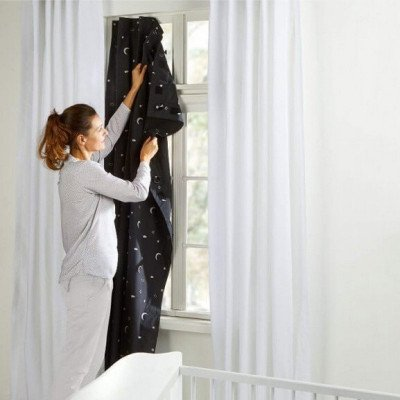 Set of 2 Blackout Curtains picture 1