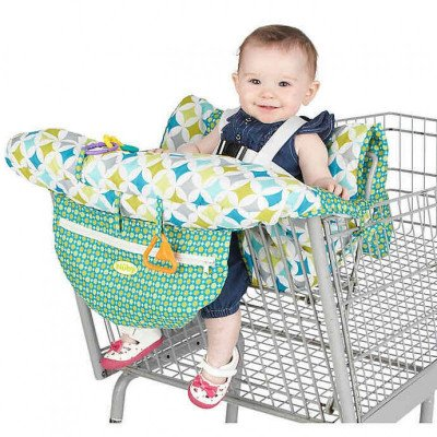 Shopping Cart and High Chair Cover picture 1