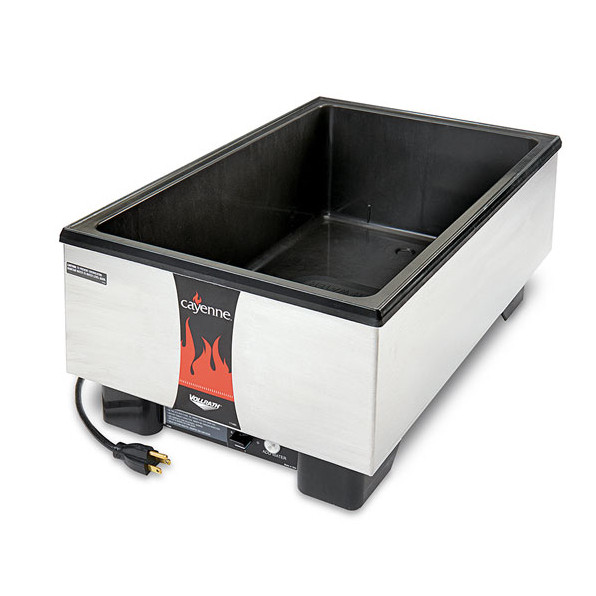 Electric chaffing kit- vollrath cayenne