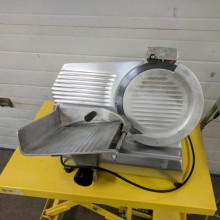 """10"""" meat slicer- omcan food machinery"""