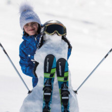 Elan- Alpine Junior Skis - 70-79cm