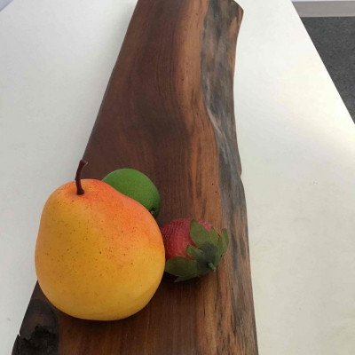 charcuterie board - serving board with handles-4