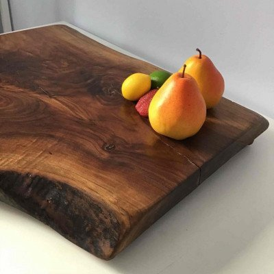 charcuterie board - serving board - with legs-1