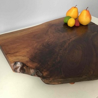 charcuterie board - serving board - with legs-2