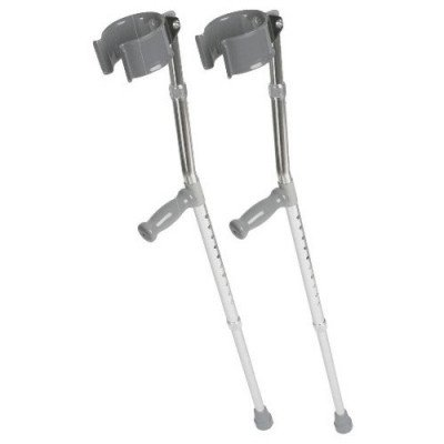 aluminum forearm crutches picture 1