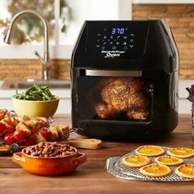 Air Fryer Oven Dehydrator Rotisserie picture 3