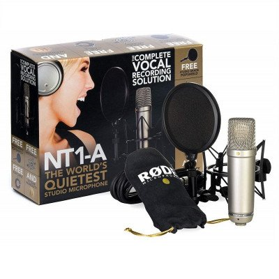 condenser microphone package