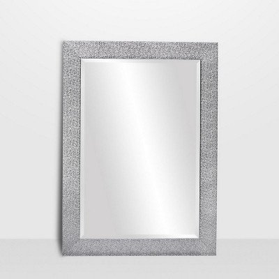 chrome vanity mirror