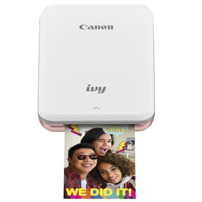 canon ivy wireless color photo printer