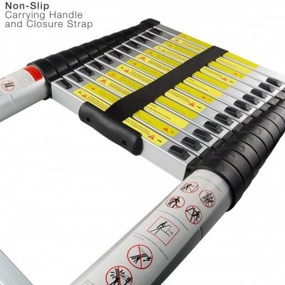 12.5ft telescoping extension ladder-3