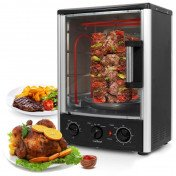 upgraded multi-function rotisserie oven